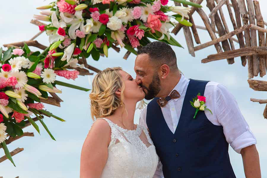 Elodie & Mohammed - Mariage à l'Île Maurice